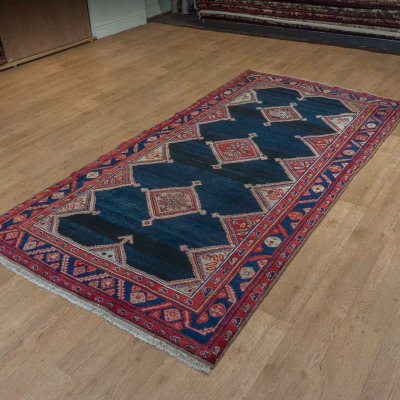 Hand Knotted Luri Rug From Iran (Persian)