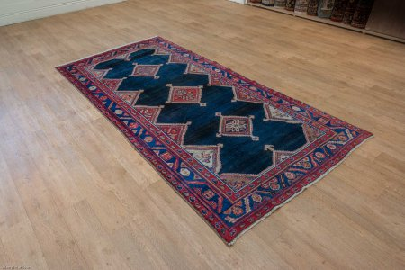 Hand-Knotted Luri Rug From Iran (Persian)