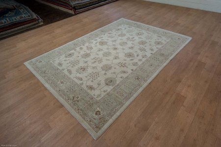 Hand Knotted Ziegler Rug From Afghanistan Sn 17510 Olney