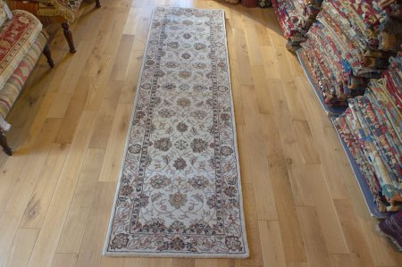 Hand Made Buckingham Runner From China