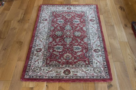 Hand Made Buckingham Rug From China