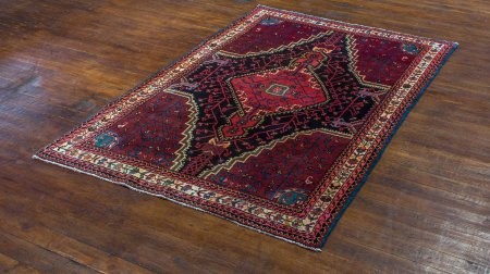 Hand-Knotted Gholtogh Rug From Iran (Persian)
