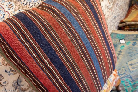 Hand Made Konya Cushion Kilim Cushion From Turkey