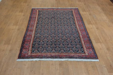 Hand-Knotted Kolyai Rug From Iran (Persian)