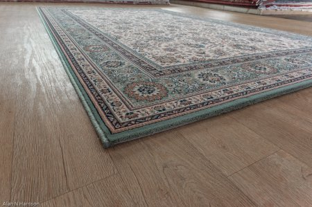 Wool Wilton Royal Rug From Belgium