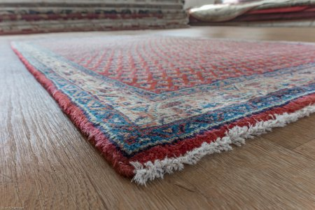 Hand Knotted Serabend Rug From Iran (Persian)