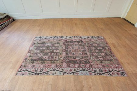 Hand Made Turkish Kilim Kilim From Turkey