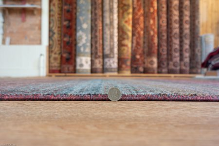 Hand Knotted Mystic Rug From India