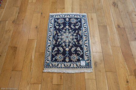 Hand-Knotted Tabas Rug From Iran (Persian)