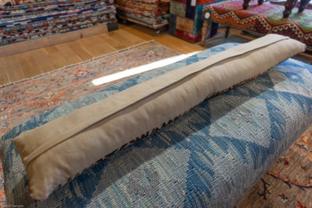 Hand Made Anatolian Draught Excluder From Turkey
