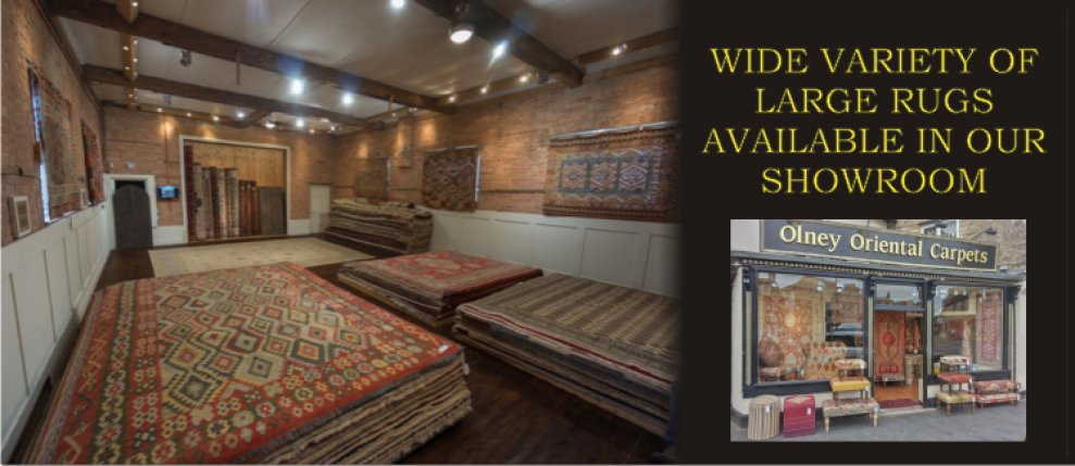 Olney Rugs Show Room
