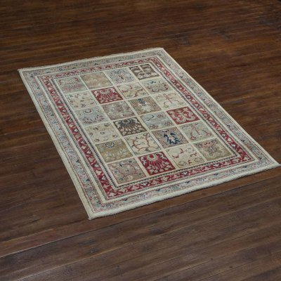 Hand Knotted Ziegler Rug From Afghanistan Sn 20212 Olney