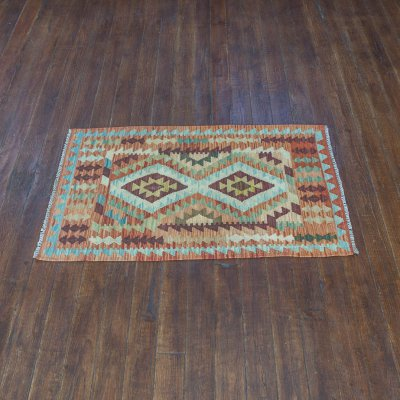 Hand Made Mazar Kilim From Afghanistan Sn 20459 Olney