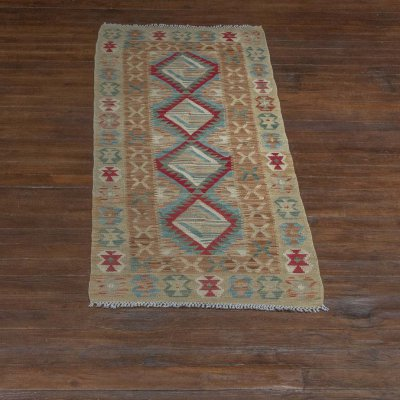 Hand Woven Mazar Kilim From Sn 20939 Olney Oriental Rugs