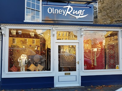 Olney Rugs New Signage